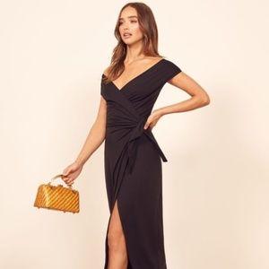 Sage Dress Black NWT